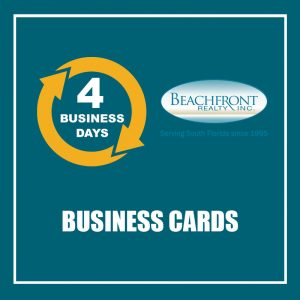 4 BUSINESS DAYS - BUSINESS CARDS - BR