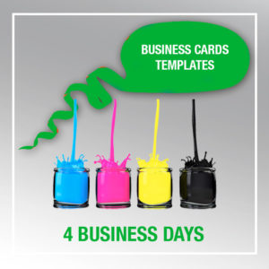 4 BUSINESS DAYS - TEMPLATES