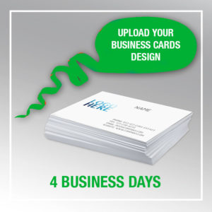 4 BUSINESS DAYS - UPLOAD YOUR DESIGN