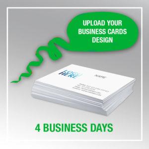 4 BUSINESS DAYS - UPLOAD YOUR DESIGN