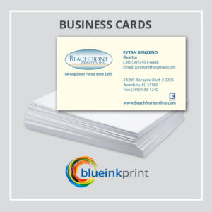 BUSINESS CARDS BR