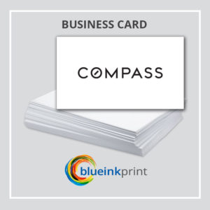 BUSINESS CARDS COMPASS