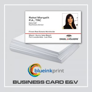 BUSINESS CARDS E&V