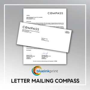 LETTER MAILING COMPASS