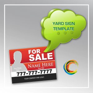YARD SIGN_Templates