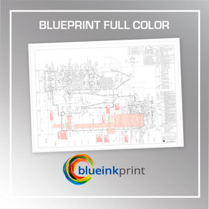 FULL COLOR BLUEPRINT