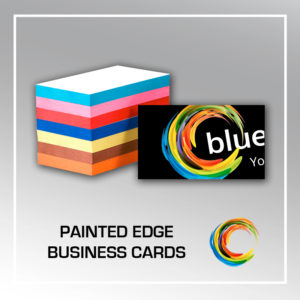PAINTED EDGE