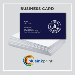 BUSINESS CARDS OR