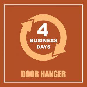 DOOR HANGER 4 BD