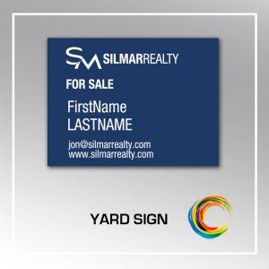 YARD SIGN SR