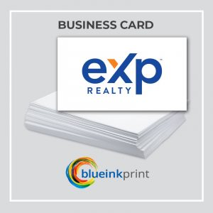 BUSINESS CARDS EXP REALTY